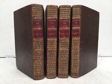 Coxe, Voyage en Pologne, Russie, Suède, Danemark, Barde, Manget & Buisson 1786