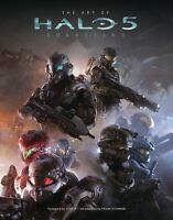 The Art of Halo 5: Guardians By Egmont Publishing UK NEW