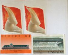 Canada Discount Postage. -HIGHER FV- 5.44 ON STICK & PEEL LABEL - 500 GRAM RATE
