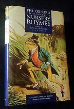 The Oxford Dictionary of Nursery Rymes Second edition 1997