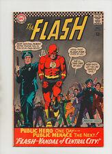 Flash #164 - Carmine Infantino Cover - (Grade 3.5) 1966