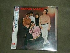 Manfred Mann Mann Made Japan Mini LP Bonus Tracks sealed