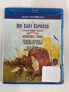 BIG EASY EXPRESS - (Mumford & Sons / Edward Sharpe / OCMS) BLURAY & DVD