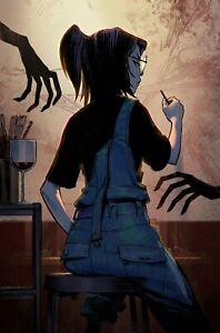 The Me You Love in the Dark 1 Skottie Young Monika Palosz Izzys Comics Exclusive
