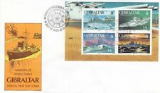 Fancy Cancel British First Day Covers Stamps