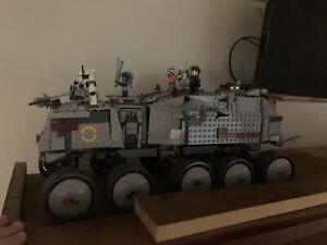 Lego Star Wars Clone Turbo Tank Clone Wars (8098)