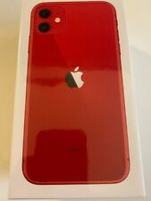 Apple iPhone 11 - 64GB - Product Red - T-Mobile - A2111 NEW SEALED IN BOX Simple