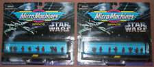 Galoob Micro Machines-Star Wars Jawas Figs.-Set of 2-96 Variant