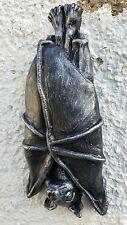 Estatuas De Pared al Aire Libre Jardín Ornamento Escultura Gárgola Colgante Murciélago Placa de pared