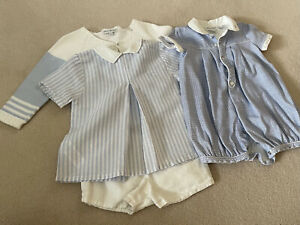 Baby Boy  12-18 Clothes. Ralph Lauren And Tutto Piccolos.