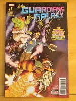 All New GUARDIANS of the GALAXY #1 (2017 MARVEL Comics) ~ VF/NM Comic Book