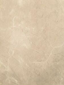 Soft Beige 1000mm Wide PVC Wet Wall Panels 1m x 2.4m Bathroom Cladding 10mm