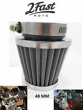 Yamaha Chrome Air Filter XS400 XS400E XT500 XJ400 XS