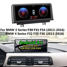 "For BMW 3/4 Series F30 F31 F34 WIFI Android 8.1 10.25"" Car Player GPS Navigation"