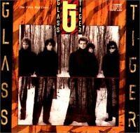Glass Tiger Thin red line (1986) [CD]