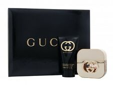 GUCCI GUILTY FOR HER GIFT SET 30ML EDT + 50ML BODY LOTION - WOMEN'S FOR HER. NEW