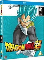 Dragon Ball Super Part 3 Episodes 27-39 Blu-ray