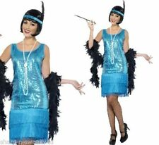 Sequin 1920s & 1930s Complete Outfit Fancy Dresses