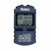 Stoppuhr Sparco Robic SC-606W DE