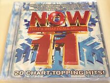 NOW THAT'S WHAT I CALL MUSIC #11 CD U.S. SERIES FREE SHIPPING VG