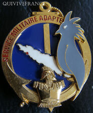 IN5837 - INSIGNE  Régiment S.M.A, Nouvelle CALEDONIE , attaches pin's