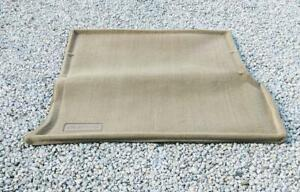 Ford YL7Z-7811600-AAA OEM Medium Parchment Carpeted Cargo Mat 00-02 Navigator