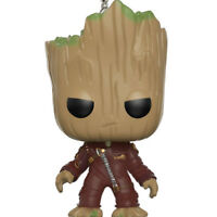 FUNKO POCKET POP KEYCHAIN Guardians of the Galaxy 2 Groot MARVEL ACTION FIGURE