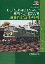 Lokomotywy spalinowe serii ST44 Diesellok Baureihe ST44 PKP Gagarin Polen