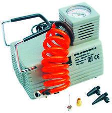 Elektrische Ballpumpe Mini Ballkompressor VOLCANO FTC-110, 95W, 6,9BAR max, NEU