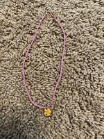 American Girl Doll Marisol Meet Necklace Retired