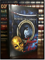 Freedom of the Mask ✎SIGNED✎ by ROBERT McCAMMON Subterranean Press Hardback