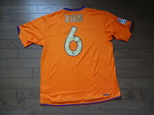 FC Barcelona #6 Xavi 100% Original Jersey Shirt 2006/07 Away L Good Condition