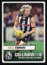 2008 Collingwood Football Club Members card Dale Thomas Magpies