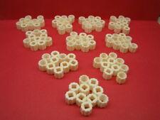 Value Plastics MLLR-1 Luer Lock Ring, Male, Quick Disconnect, Nylon, QTY 100