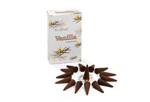 Stamford Incense Cones white sage vanilla