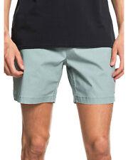 "NEW QUIKSILVER™  Mens Taxer 17"" Elasticated Short Shorts"
