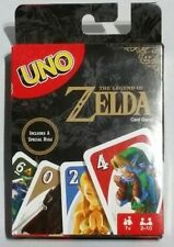 """Zelda"" Uno Card Game / Brand New"