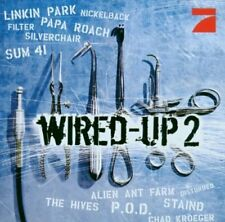 Wired-Up 2 (19 Tracks, 2002, UNIVERSAL) LINKIN PARK, Nickelback, STAIND,... [CD]