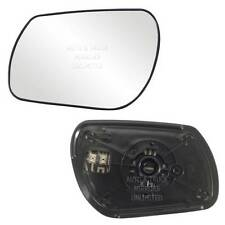 New Mirror Glass With Backing Heated 04-09 Mazda 3 Mazda 6 Driver Left Side