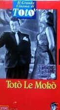 VHS=Totò le Mokò (1949) VHS =IL GRANDE CINEMA DI TOTO=FABBRI VIDEO