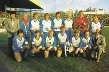 SOUTHEND UNITED FOOTBALL TEAM PHOTO>1980-81 SEASON