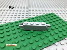 LEGO® 5Stk Hellgrau 30387 1x4 Technic Kran Rastergelenk Scharnier