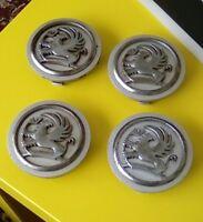 Genuine Opel Vauxhall Alloy Wheel Centre Caps  60mm