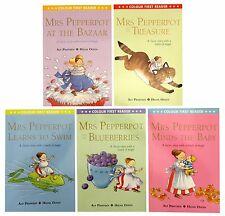 Alf Proysen 5 Books Set Collection NEW Pack Mrs Pepperpot's Treasure, Bazaar ...