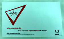 Adobe Acrobat 3.0 Introduction Memo Pad Notes