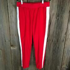 Puma Womens Track Pants XL Red 77A4