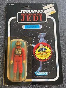 Vintage Star Wars ROTJ B-Wing Pilot MOC