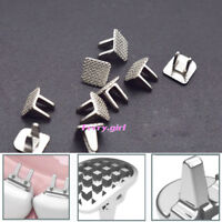 Orthodontic Dental Mini Bondable Lingual Spur Tongue Educator 10pcs