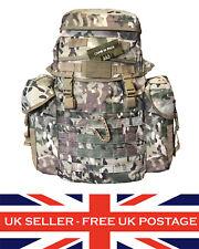 MTP N.I. Pack Multicam Rucksack Military Army Cadets Airsoft Camo Daysack Bergan