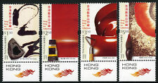 Hong Kong 961-964, MNH. Works of Art, 2002
